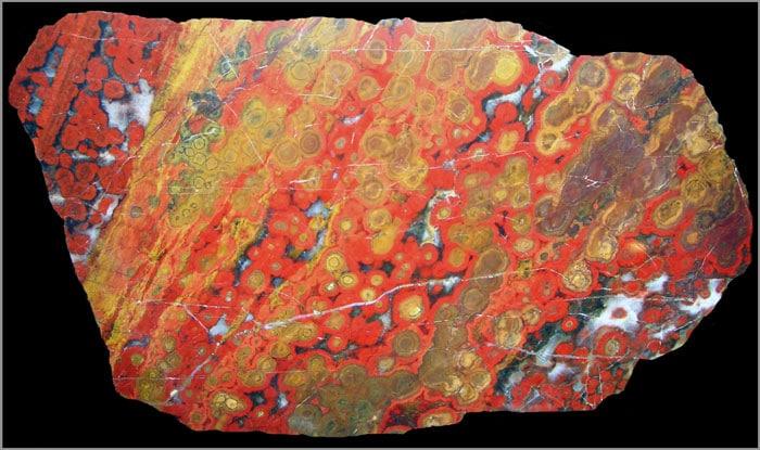 Поделочный камень яшмы