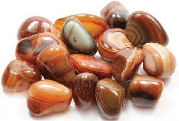 Камни сардоникса