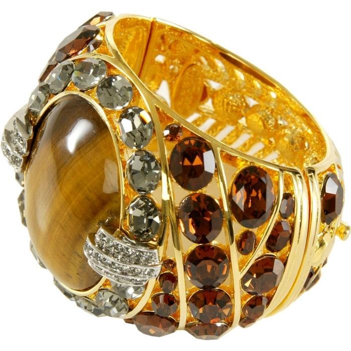 кольцо из янтаря